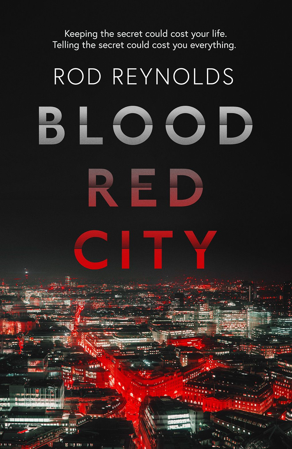 Blood Red City Jacket