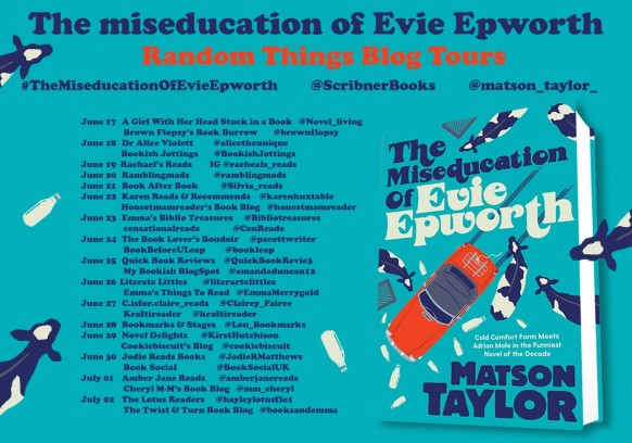 FINAL Miseducation Evie Epworth BT Poster