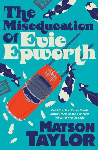 Miseducation of Evie Epworth Cover