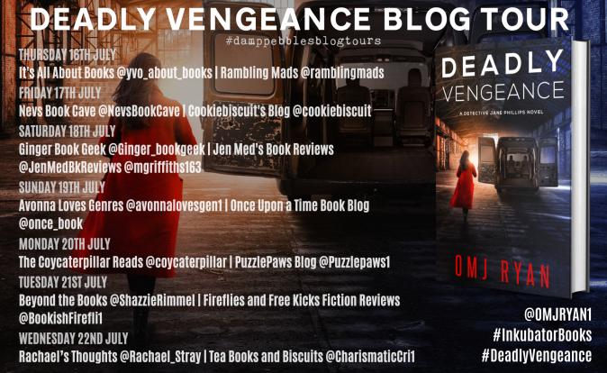 Deadly Vengeance banner