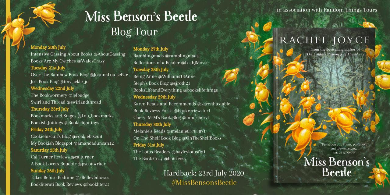 Miss Benson's Beetle BT Poster