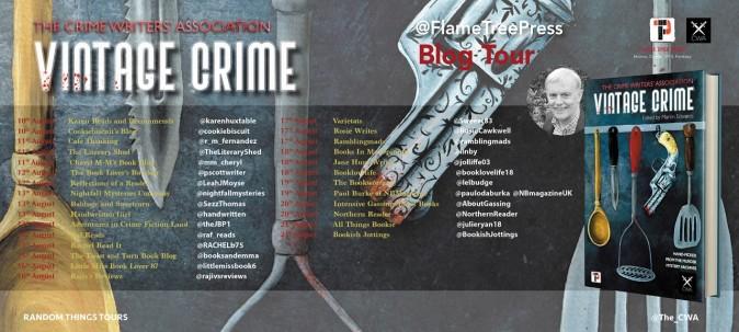 Vintage Crime BT Poster